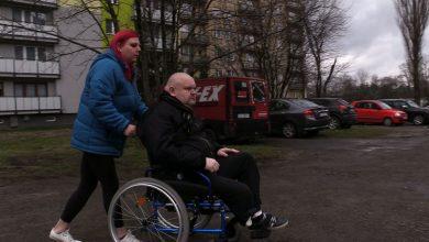 9 zawałów i amputacja nogi. Piotr z Sosnowca nie poddaje się i wciąż walczy o normalne życie