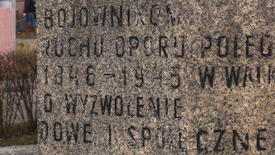 IPN likwiduje pomnik w Jaworznie bo promuje komunizm. Na pomniku data 1846...