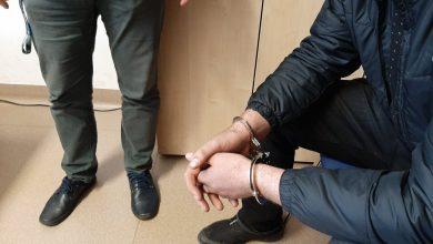 Śląskie: Zgwałcił i okradł kobietę. Gwałciciel z Gruzji w rękach policji (fot.policja)