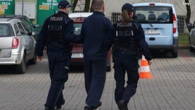 Śląskie: Tragiczny wypadek w Żorach. Nie żyje pasażer forda. Jest areszt dla kierowcy (fot.Śląska Policja)