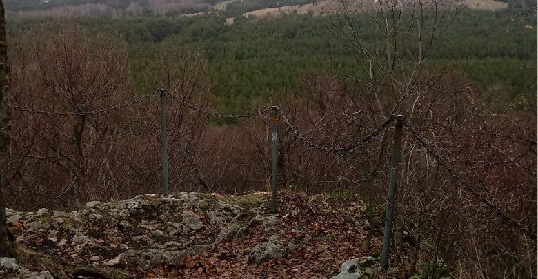 Jurajska Grupa GOPR poinformowała o tragicznym wypadku, do jakiego doszło w Sokolicach Górach. Zginęła tu 39-letnia kobieta (fot. Jurajska Grupa GOPR)
