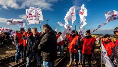 Blokady, protesty, najazd na Warszawę. Górnicy wygrają wojnę o import rosyjskiego węgla? (fot.Komisja Krajowa WZZ Sierpień 80/facebook.com)