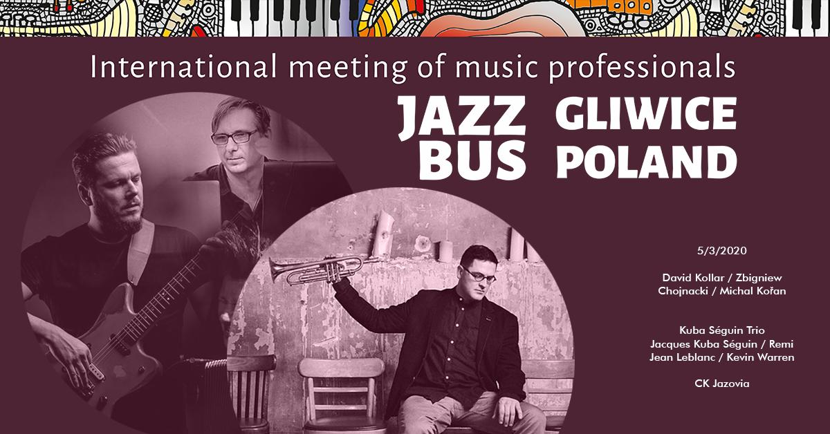 Jazzbus Gliwice 2020 - dzień 1