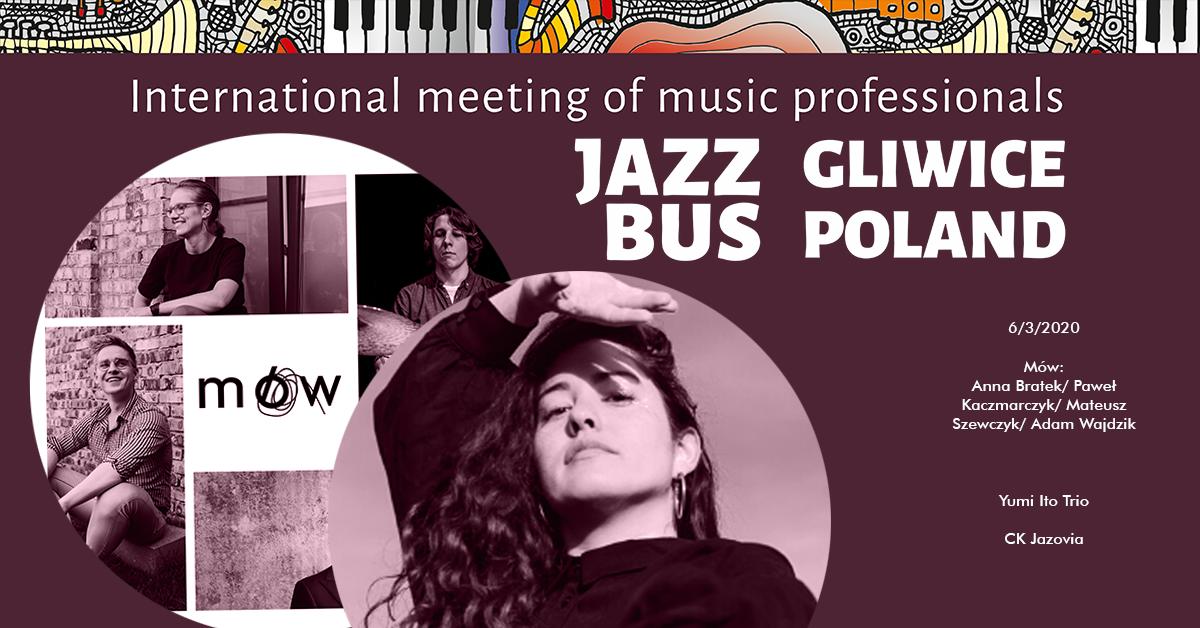 Jazzbus Gliwice 2020 - dzień 2