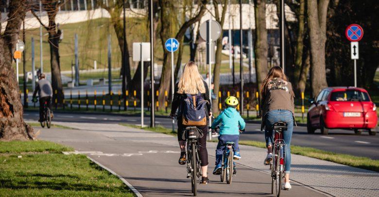 Kolejne dziesiątki kilometrów tras rowerowych! Gliwice stawiają na rekreację. Fot. UM Gliwice