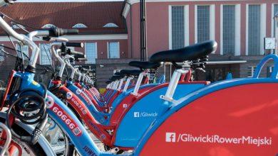 200 rowerów miejskich od maja w Gliwicach. Fot. UM Gliwice