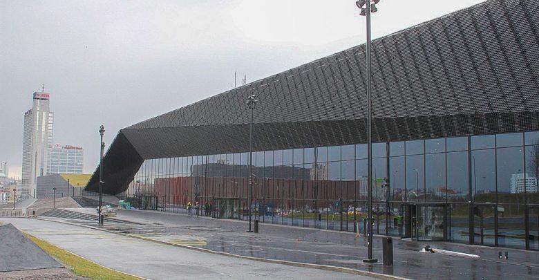 Katowice: Od poniedziałku rozpocznie się adaptacja Międzynarodowego Centrum Kongresowego na szpital tymczasowy. [fot. archiwum]