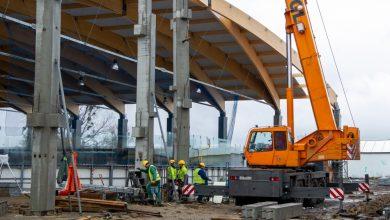 Lodowisko w Bytomiu: kolejny etap budowy rozpoczęty [ZDJĘCIA]