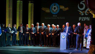 Śląski Związek Piłki Nożnej ma 100 lat. W Bytomiu świętowano