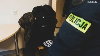 Kara nie ominie również dwóch mieszkańców Myszkowa, którzy trudnili się kradzieżą paliwa ze stacji benzynowych. [fot. Śląska Policja]