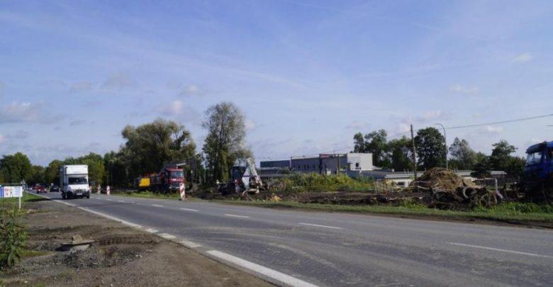 UWAGA! W Gliwicach zmiana organizacji na A4 i tak do marca! (fot.ZDM Gliwice)