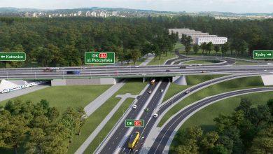 Katowice: Przebudowa DK 81 w Giszowcu. Od dziś zmiana organizacji ruchu (fot.UM Katowice)