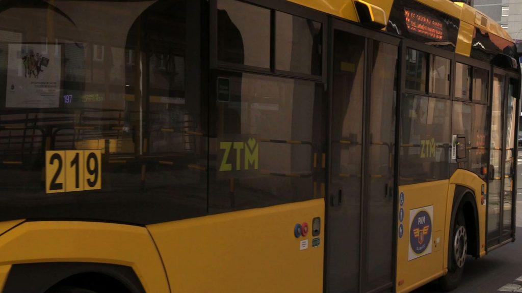 Autobusy ZTM w czasie epidemii koronawirusa mają być częściej myte