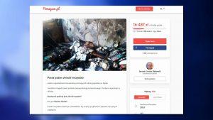 W jednej chwili stracili wszystko! Rusza zbiórka i pomoc dla pogorzelców z Gliwic