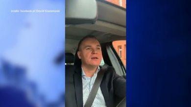 Świętochłowice: Dawid Kostempski zbiera podpisy pod referendum ws. odwołania prezydenta