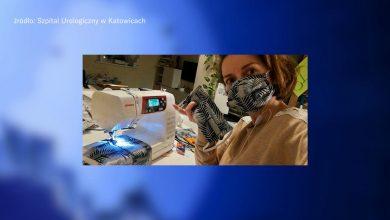 1600 w 4 dni! Projektantka z Zabrza namówiła krawcowe do szycia maseczek dla szpitali!