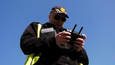 Drony pilnują porządku w Siemianowicach. Nowa broń w epidemii koronawirusa