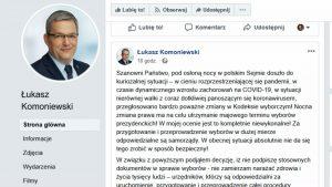 """BUNT prezydentów Śląska i Zagłębia! """"Nie jesteśmy w stanie bezpiecznie przeprowadzić wyborów 10 maja!"""""""