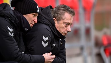 Za klęskę 1-5 zapłacił głową. Ryszard Tarasiewicz nie jest już trenerem GKS Tychy foto: GKS Tychy/facebook