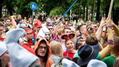 Już w maju studenci znowu opanują Katowice na tydzień by celebrować ich najważniejsze święto - Juwenalia! [fot. Grzegorz Adamek, SilesianFoto.com]