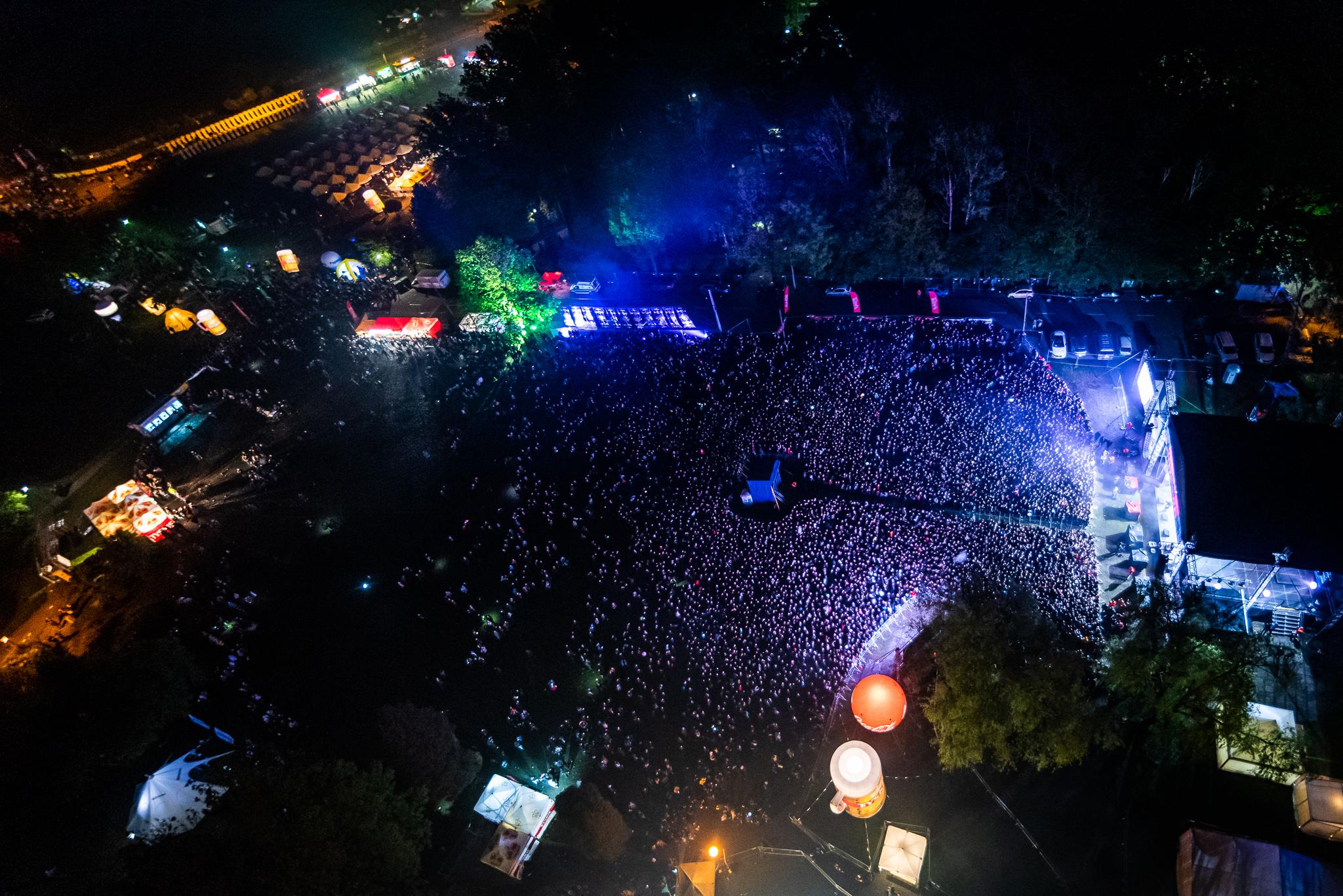 Tłumy na Muchowcu już nie zaskakują - ta impreza to po prostu istny fenomen na skalę całego województwa. [fot. Grzegorz Adamek, SilesianFoto.com]