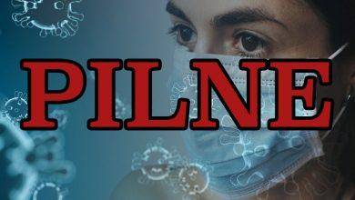 Nowe przypadki zakażenia koronawirusem w Polsce. W Tychach zmarła kolejna osoba
