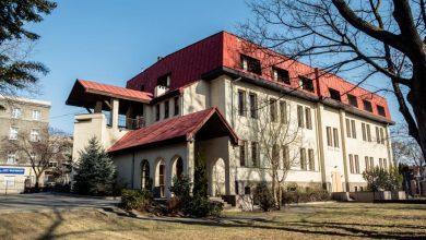 Gliwice: Szpital w dawnym Domu Dziecka. Tam przeniesione zostają niektóre poradnie Szpitala Miejskiego nr 4 (fot. UM Gliwice)