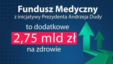 Prawie 3 mld złotych rocznie na leczenie chorób onkologicznych. Powstaje Fundusz Medyczny z inicjatywy Andrzeja Dudy (fot.prezydent.pl)