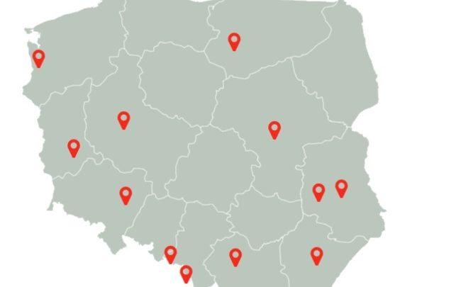 Koronawirus W Polsce W Jakich Miastach Jest Koronawirus Mapa
