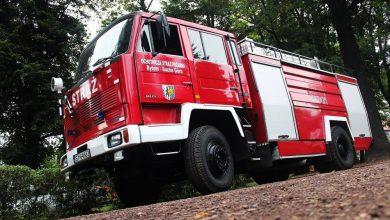 Strażacy w ciągu weekendu interweniowali ponad 1330 razy. [fot. OSP Sucha Góra]