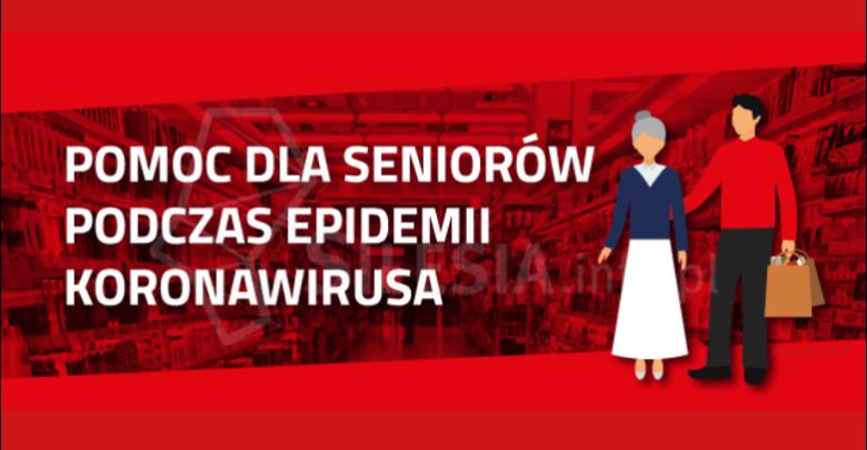 Chorzów: Policja i CIM pomagają seniorom (fot. silesia.info.pl)