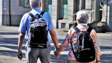 problem samotności seniorów w trakcie epidemii koronawirusa w Polsce. [fot. www.pixabay.com]