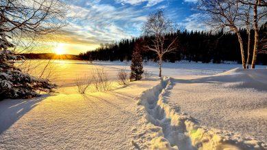 Zima w kwietniu? Czemu nie. Przewidywane są opady, przymrozki i oblodzenia w 10 województwach. [fot. www.pixabay.com]