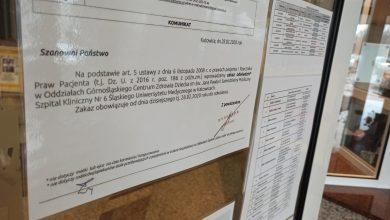 Epidemia koronawirusa: Górnośląskie Centrum Zdrowia Dziecka wprowadza zakaz odwiedzin pacjentów! (fot.GCZD)