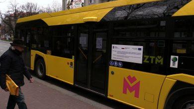 Koronawirus: Sosnowiec wprowadza podwójne kursy autobusów. Dwa o tej samej porze!
