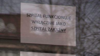 Gliwice: Część szpitala miejskiego jako zakaźny. Tylko dla pacjentów z koronawirusem