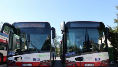 Sosnowiec zbroi się w elektryki. Kupił kolejne 14 autobusów. Fot. Sosnowiec.pl