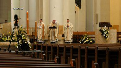 Katowice: 1 wierny na 15 m2 kościoła. Księża przed mszą będą wszystko mierzyć i liczyć?