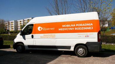 Rudzkie Centrum Medyczne Szpakmed stworzyło Mobilną Poradnię Medycyny Rodzinnej