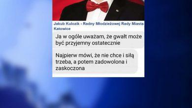 Katowice: Gwałt może być przyjemny. Skandaliczne wypowiedzi radnego z partii KORWIN!