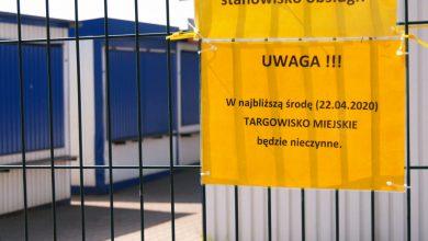 Targ w Radzionkowie znowu zamknięty. Handlarze i mieszkańcy są wściekli!