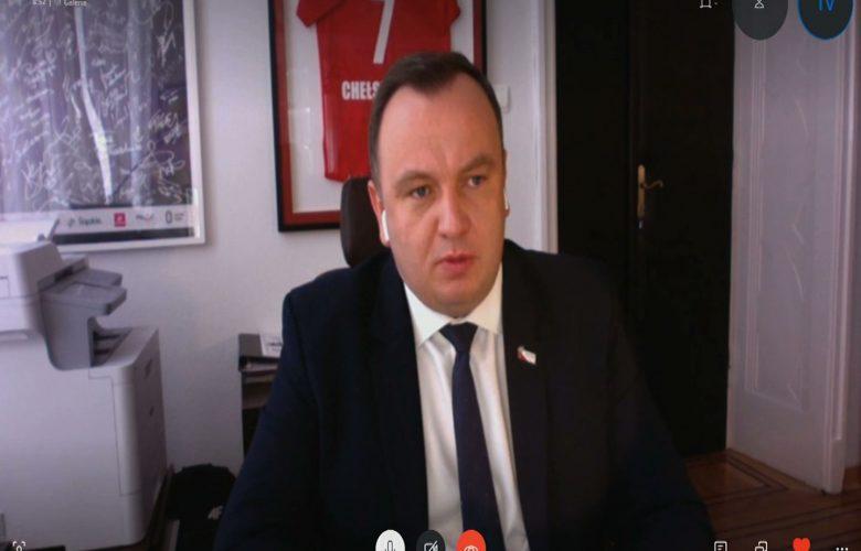 GOŚĆ TVS: Marszałek Jakub Chełstowski o śląskiej tarczy antykryzysowej