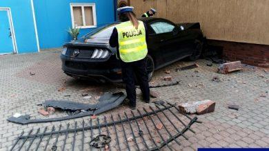 Wjechał w wózek z dwójką małych dzieci. Półtoraroczniaki z poważnymi obrażeniami trafiły do szpitala (fot.policja.pl)
