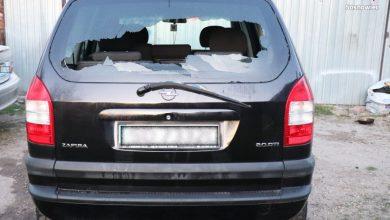 Sosnowiec: Zniszczył kilka samochodów. 33-letni wandal zatrzymany (fot.Śląska Policja)