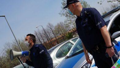Uciekł z kwarantanny. Grozi mu 30 tys. złotych kary i 8 lat więzienia (fot.policja.pl)