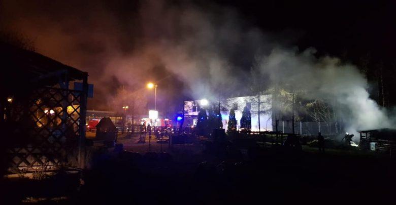 Zwierzęta spłonęły żywcem! Zagroda w Mikołowie została podpalona? [FOTO]