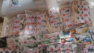 Żory: Bezpłatne maseczki dla mieszkańców (fot. silesia.info.pl)