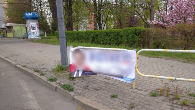 Bytom: Zakaz wieszania materiałów wyborczych w pasie drogowym. Za to są kary! (fot.UM Bytom)