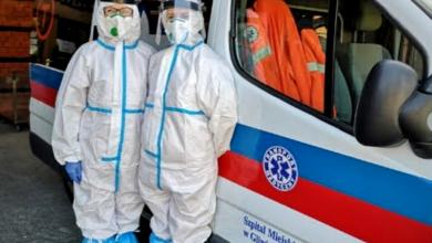 Od poniedziałku 21 kwietnia po Gliwicach ma jeździć wymazobus, dzięki któremu mieszkańcy szybciej będą mogli poznać wynik badania na obecność wirusa SARS-CoV-2 fot. Szpital Miejski w Gliwicach