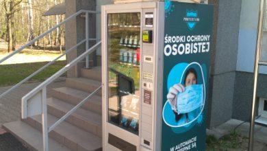 W Psarach można skorzystać z higienomatu. Fot. Urząd Gminy Psary